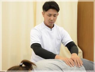 ぎっくり腰の施術方法